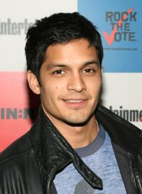 Nicholas Gonzalez at the Pre-Election Bash.
