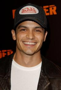 Nicholas Gonzalez at the Blender Magazine's