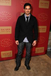 Nicholas Gonzalez at the National Hispanic Foundation for the Arts and Bacardi Rum's Latino Legacy on Film.