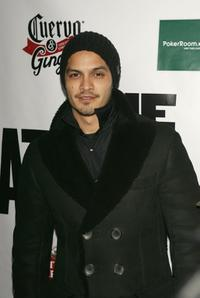 Nicholas Gonzalez at the premiere party of