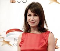 Valerie Kaprisky at the 2010 Monte Carlo Television Festival.