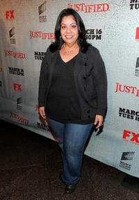 Carla Jimenez at the California premiere of