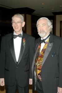 James Karen and Kevin Brownlow at the American Society of Cinematographers 18th Annual Outstanding Achievement Awards.