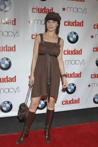 Josie Davis at the Tu Ciudad Magazine 2006 Hip Hot Now List Party.