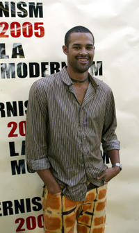 Jason Olive at the Los Angeles Modernism 2005 Gala opening night party in California.