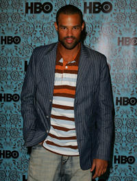 Jason Olive at the HBO Emmy after party in California.