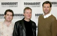 David Powers, Ciaran O'Reilly and Randall Newsome at the photocall of
