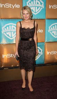 Laura Allen at the In Style Magazine and Warner Bros. Studios Golden Globe After Party.