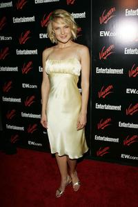 Laura Allen at the Upfront Party hosted by Entertainment Weekly and Vavoom.