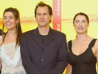 Regina Nemni, Christopher Buchholz and Luisa Ranieri at the photocall of