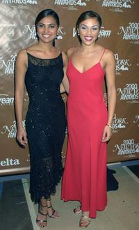 Lara Dutta and Lynette Cole at the Fifth Annual New York Magazine Awards.