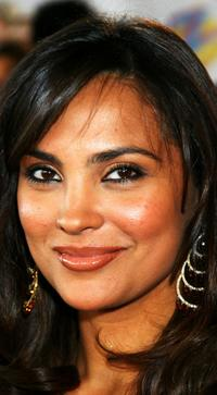 Lara Dutta at the Zee Cinema Awards 2008.