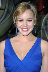 Abbie Cornish at the California premiere of
