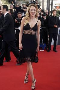 Laura Smet at the 59th International Cannes Film Festival.