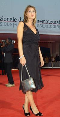 Laura Smet at the premiere of