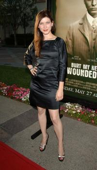 Lauren Maher at the Los Angeles premiere of