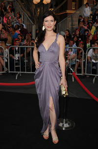 Lauren Maher at the California premiere of