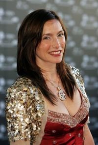 Claudia Karvan at the L'Oreal Paris 2006 AFI Awards.