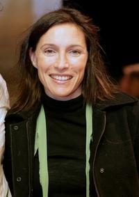Claudia Karvan at the opening night of