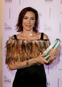 Claudia Karvan at the 6th Annual ASTRA Awards.