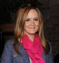 Samantha Bee at the Banana Republic Fall 2011 Collection fashion show.
