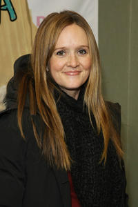 Samantha Bee at the opening night of