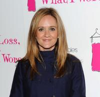 Samantha Bee at the after party of the Broadway opening night of