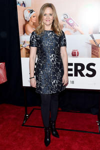 Samantha Bee at the New York premiere of