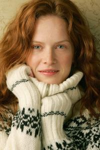 Rebecca Mader at the 2007 Sundance Film Festival.