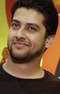 Aftab Shivdasani at the music launch of