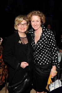 Debra Monk and Lisa Banes at the 2009 Emery Awards.