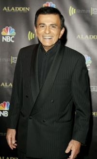 Casey Kasem at the 2003 Radio Music Awards.