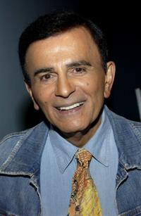 Casey Kasem at the Golden Dads Awards ceremony.