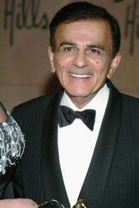 Casey Kasem at the Museum of Television and Radio's gala tribute to Barbara Walters.