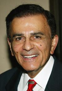 Casey Kasem at the Seventh Annual Awards Dinner 63rd birthday celebration for Reverend Jesse L. Jackson, Sr.