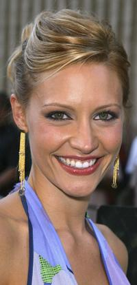 KaDee Strickland at the Los Angeles screening of