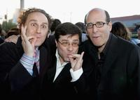 John Kassir, Director Andy Fickman and Matt Blank at the premiere of