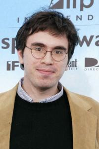 Andrew Bujalski at the 2004 IFP Independent Spirit Awards.