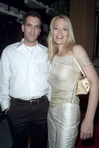 Nicky Katt and Jeri Ryan at the Fox TV's TCA party.