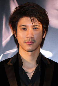 Wang Lee Hom at the Japanese premier of