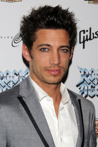 James Carpinello at the after party of the Broadway Opening Night of