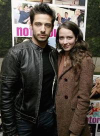 James Carpinello and Amy Acker at the VH1