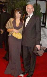 Rachel and John Kavanagh at the Irish Film And Television Awards 2005.