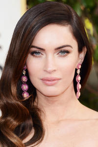 Megan Fox at the Golden Globes