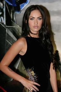 Megan Fox at the screening of