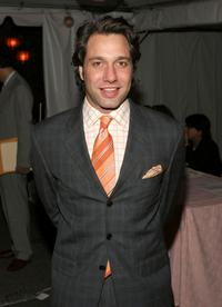 Thom Filicia at the Martha Graham Dance Company Opening Night Gala.