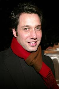 Thom Filicia at the Marc Jacobs Fall 2004 fashion show during the Olympus Fashion week.