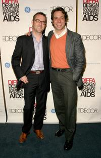 Ted Allen and Thom Filicia at the