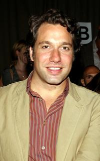Thom Filicia at the Olympus Fashion Week Spring 2006.