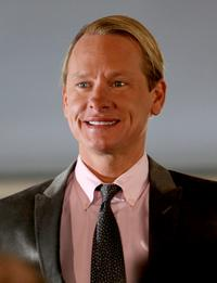 Carson Kressley at the Whittlesea Primary School in Melbourne.